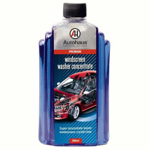 Autohaus Windscreen Washer Additive Concentrate 500ml
