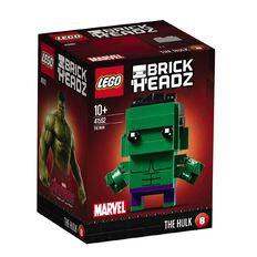 Marvel LEGO Brickheadz The Hulk 41592