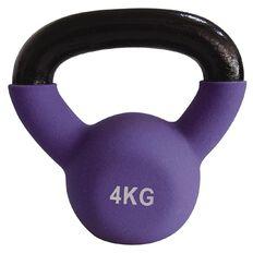 Active Intent Kettlebell Neoprene 4kg