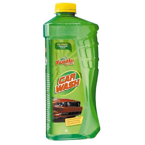 Turtle Wax Car Wash 1L