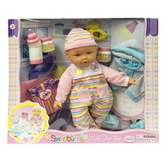 Sweetums Doll Gift Set 13 inch