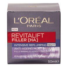 L'Oreal Paris Revitalift Filler Night Cream 50ml