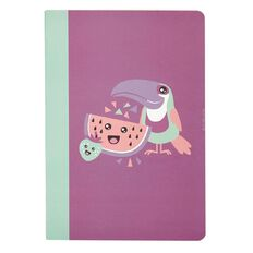 Colour Pop Notebook Fruit A5