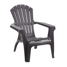 Cape Cod Chair Resin Charcoal
