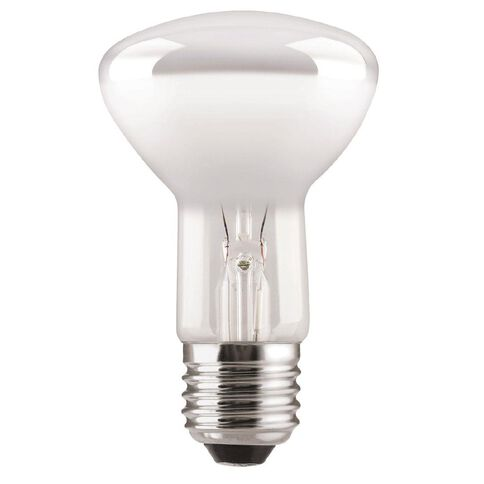 General Electric Incandescent Reflector Bulb R63 60W E27 Frosted