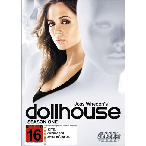 Dollhouse Season 1 DVD 4Disc