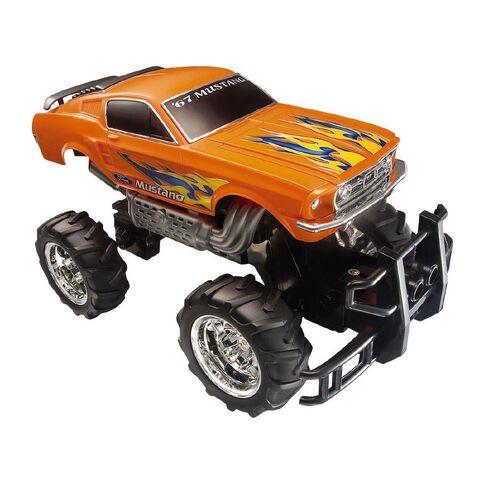 Eztec Radio Control BO 1:15 Rumble n Roar Ford Mustang 1:15