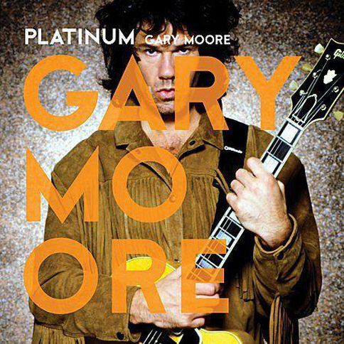 Platinum CD by Gary Moore 1Disc
