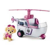 Paw Patrol Basic Vehicle & Pup Assorted