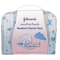 Johnson & Johnson Sensitive Touch Newborn Starter Pack