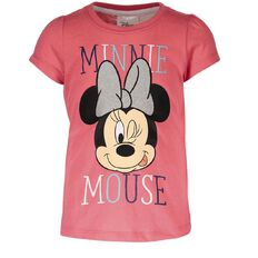 Minnie Mouse Smiley Tee
