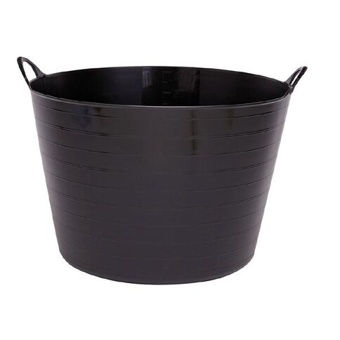 Italio Flexi Tub Black 60L