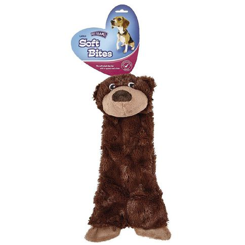 Pet Team Soft Bites Toy Large