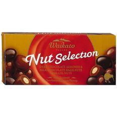 Waikato Valley Chocolates Nut Selection 200g