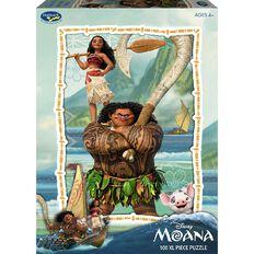 Moana Disney XL Boxed 100 Piece Puzzle