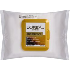 L'Oreal Paris Age Perfect Cleansing Wipes 25s