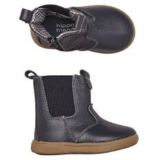 Hippo + Friends Baby Kids' Windsor Boots