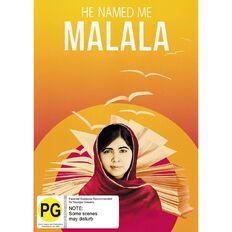 He Named Me Malala DVD 1Disc