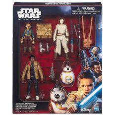 Star Wars Episode 7 Takodana Encounter 3.75 inch Pack