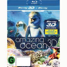 Amazing Ocean 3D Blu-ray 1Disc