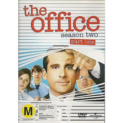 The Office Season 2 Part 1 DVD 2Disc
