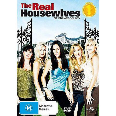 The Real Housewives of Orange County DVD 2Disc