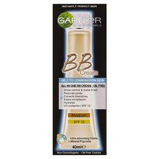 Garnier BB Cream Oil-Free Medium Beige 40ml