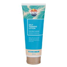 Le Tan Self Tanning Lotion Coconut Water 200ml