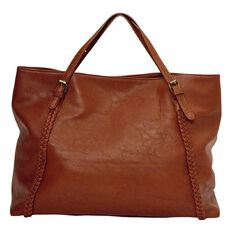 Debut Plait Tote Handbag