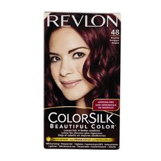 Revlon Colorsilk Burgundy 48