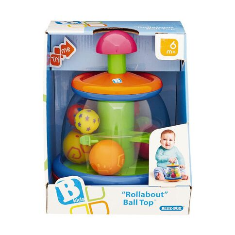 Bkids Rollabout Ball Top