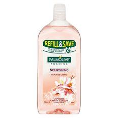 Palmolive Foaming Liquid Hand Wash Japanese Cherry Blossom Refill 500ml