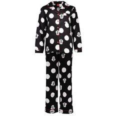 Minnie Mouse Women's Flannelette Pyjamas