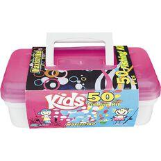 Maxistrike Kids' Tackle Kit 50 Piece
