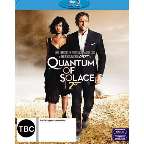 Quantum Of Solace Blu-ray 1Disc