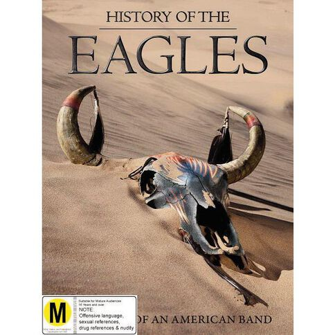 Eagles The The History Of The Eagles Blu-ray 1Disc