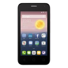 Warehouse Mobile Alcatel Pixi First Locked Bundle White