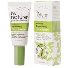 By Nature Face Serum 75g