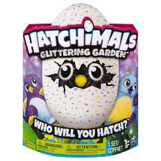 Hatchimals Glitter Species