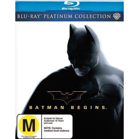 Batman Begins Blu-ray 1Disc