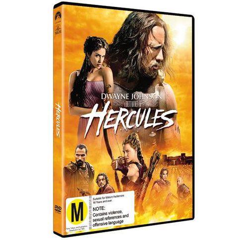 Hercules DVD 1Disc