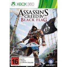 Xbox360 Assassins Creed 4 Black Flag