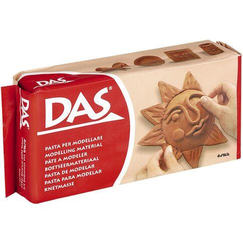 DAS Modelling Clay Terracota 1kg