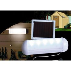 Urban Solar Shed Light