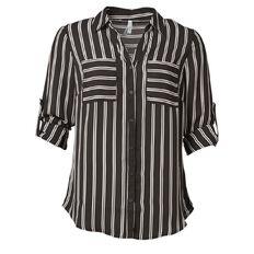 Maya Striped Pocket Shirt