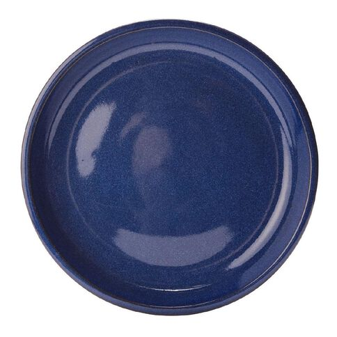 Round Saucer Blue 30cm