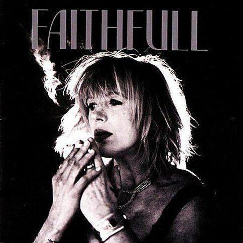 Best of CD by Marianne Faithfull 1Disc