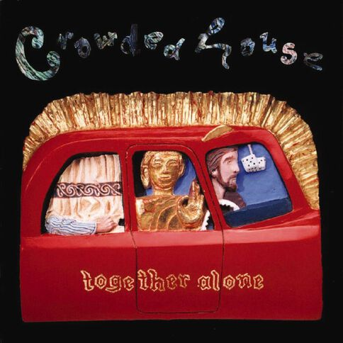 Together Alone CD by Crowded House 1Disc