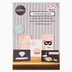 Rosie's Studio In Style Cardmaking Pad 10 Pack