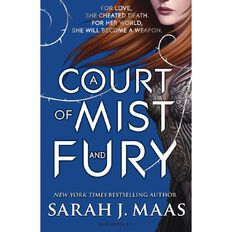 Court of Thorns #2 Court of Mist and Fury by Sarah J Maas